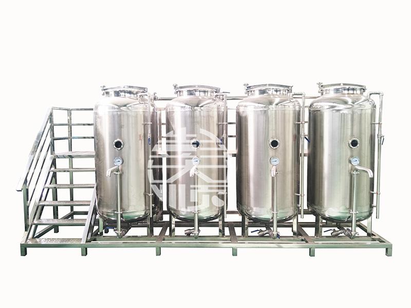 全自动煮浆系统