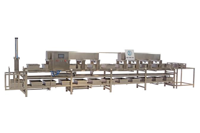 自动豆腐生产线