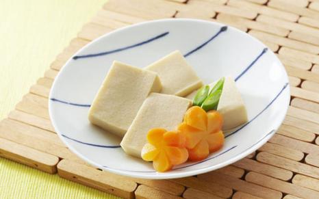 水果豆腐培训