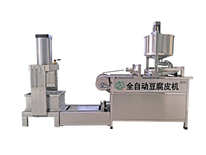 新款干豆腐机器