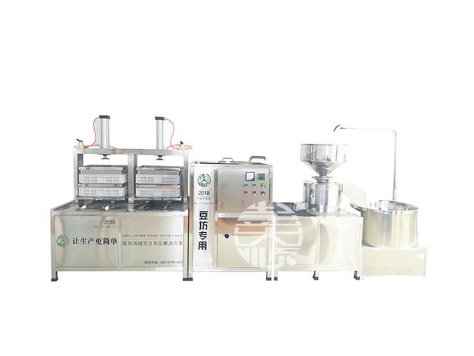 中型豆腐机