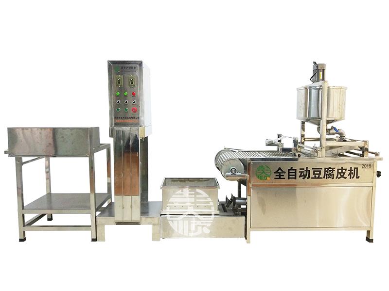 小型干豆腐机