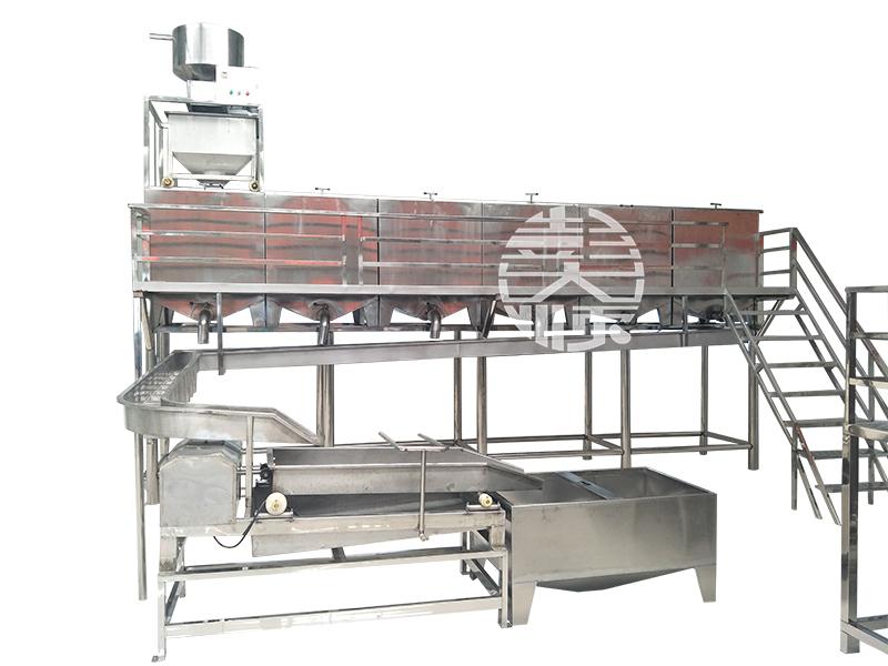黄豆清理泡豆系统