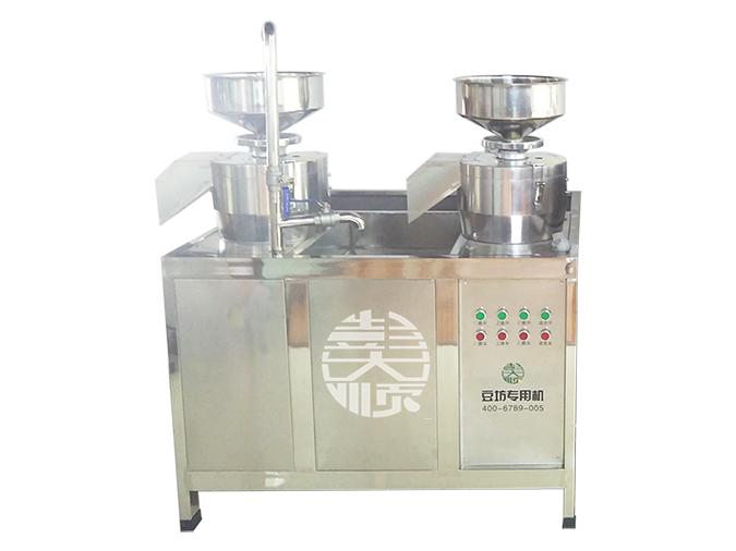 自动两联磨浆机