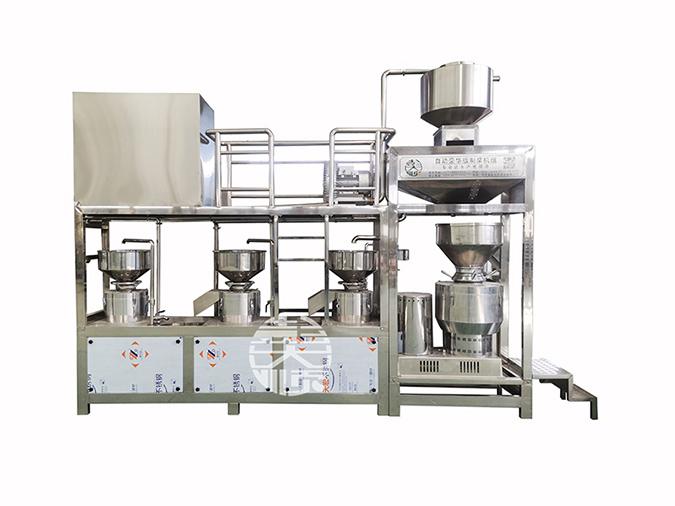 大型磨浆机系统